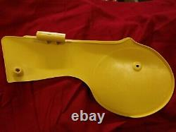 Nos Oem 80-81 Suzuki Pe175 Rs175 Right Side Panel Number Plate 47111-40501-163