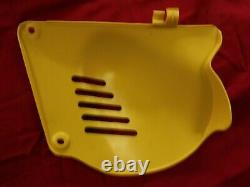 Nos Oem Suzuki 76-78 Rm100 Rm125 Right Panel Number Plate 47111-41300-019