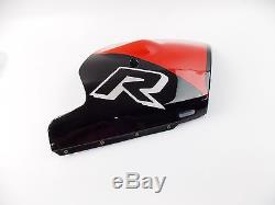 Nos Oem Suzuki 85 Gsx-r750/f/h Black/red Fiber Glass Lower Cover Rh