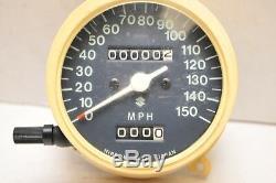 Nos Oem Suzuki Speedo Speedometer 34100-33761 Gt550 1972 1973 Indy ++ #2