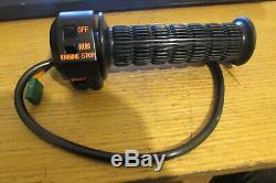 Nos Suzuki 1972 1977 Gt550 Gt 550 Indy R/h Switch Gear Throttle Assembly Ury