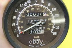 Nos Suzuki 1978-1979 Gs1000 Speedometer 34110-49072