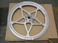 Nos Suzuki Gs550 Gs550mz Gs 550 1982 Katana Front Wheel 54111-49300-10v