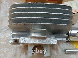 Nos Suzuki Gt100 Cylinder Barrel Block Jug Piston Pin Genuine Japan 11211-39000