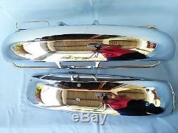 Nos Suzuki Gt185 Gt 185 Front Rear Fender Mudguard Genuine Rare Sgp Japan