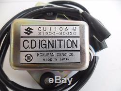 Nos Suzuki Ts-185/250 1971/76 C. D. I. Unit Oem # 31900-30020