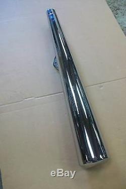 Nos Szuki Gs400 Gs 400 Twin Lefthand Exhaust Silencer
