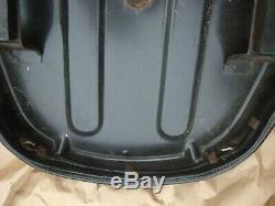 Oem Suzuki Gt750 J 1972 Seat Stainless Steel Seat Trim Very Nice Rare Nos Co