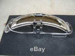 Oem Suzuki Nos Chrome Front Fender