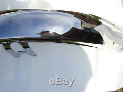 Oem Suzuki Nos Chrome Vintage Fit Unknown Gt 380 550 750