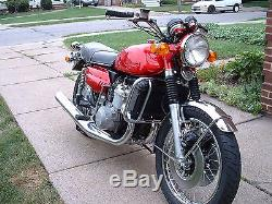 Parted 1972 Gt750 Parts Listed As They Last Nos / Tin Set