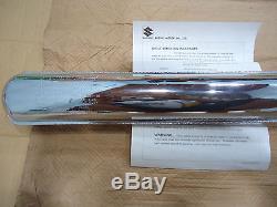 RARE New Old Stock Suzuki A100 AS100 AC100 Muffler Exhaust Schalldämpfer Genuine