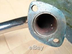 Ramadan Sale Rare Nos Suzuki Gp100 Gp125 Muffler Exhaust Pipe Muffler Silencer