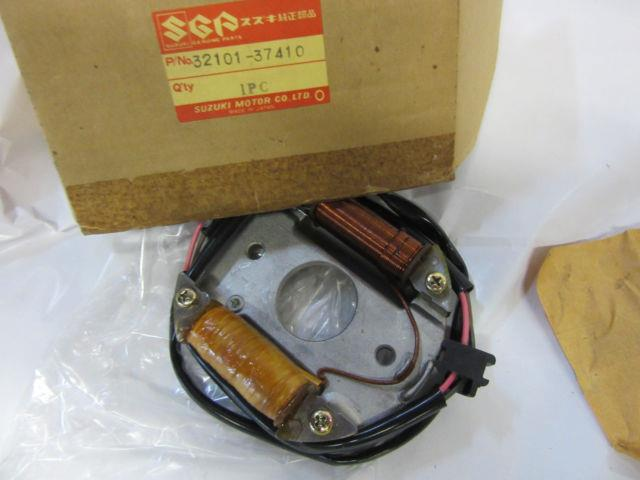 Suzuki Dr500 Nos Stator Assy 1981-1983 32101-37410