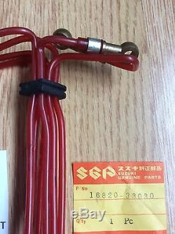 Suzuki Gt380 J. K. L. M. A. B 72-77 N. O. S Oil Hose Assembly No 2 Pt No 16820-33030