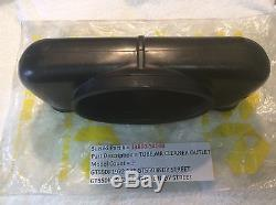 Suzuki Gt550 J/k 72-73 N. O. S Air Filter Hose Assembly Pt No 13880-34000