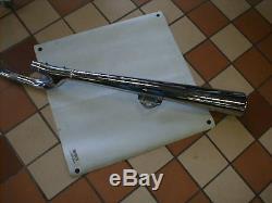 SUZUKI Left Muffler NOS 14306-47X00-H01 NEW GS550 GS550E