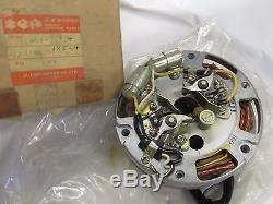 SUZUKI NOS stator assy T250 T350 GT250 1970-1978 34101-18524