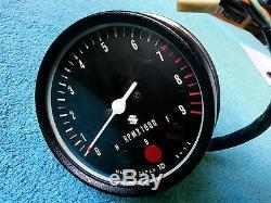 SUZUKI, OEM, NOS, GT750K, GT 750 K, Rev Counter, Tachometer, part 34200-31602