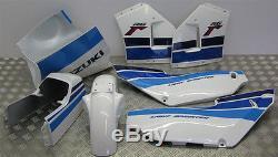 Suzuki Rg125 Gamma 1991, New Original Suzuki Nos Fairing Set