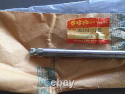 SUZUKI RM250 1976 1977 1978 Gear Shift Shaft 25510-41101 GENUINE JAPAN N. O. S