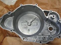 SUZUKI TS250 RL250 nos clutch cover 1971 -1975 11341-30002