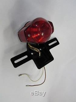 SUZUKI X6 T20 TC250 T10 s32-2 B100P TAIL LIGHT ASSEMBLY NOS