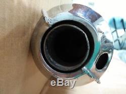 Sale Nos Suzuki Gp100 Gp125 Muffler Exhaust Pipe Muffler Silencer