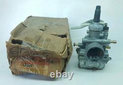 Sale Nos Suzuki Gt125 Left Carburetor Vergaser Genuine Japan Mint Condition