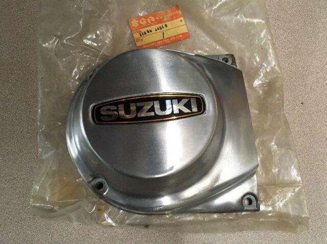 Susuki Gt550 Gt 550 Left Crankcase Cover Oem Nos 11300-34840