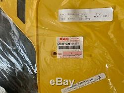 Suzuki 1981 1982 1983 RM125 RM250 RM500 OEM NOS Side Panel Set 47111-14120-163