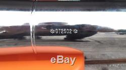 Suzuki 250 GT (X-7) OEM Pair of Mufflers Nos