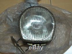 Suzuki 250 T20 TC250 Head Lamp Assemby NOS Genuine Japan