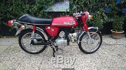 Suzuki AC50 NOS