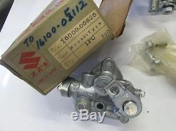 Suzuki AS100 NOS oil pump 1968-1969 16000-05826