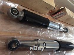 Suzuki Ap50 Rv90 Nos Shock Absorber Set Showa New Pt 62100-22621-019 2pcs