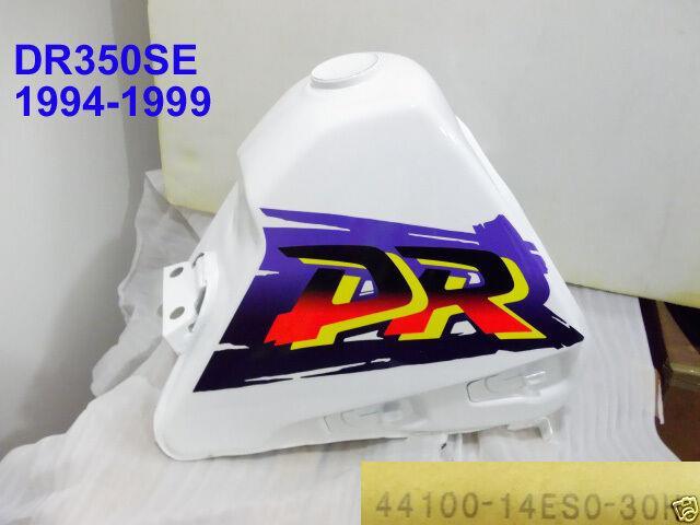 Suzuki Dr350 Fuel Tank 1994-99 Nos Dr350se New Gas Tank 44100-14es0-30h Dr 350