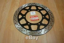 Suzuki DR650 59221-12D00 DISC, FRONT BRAK Genuine NEU NOS xx3404