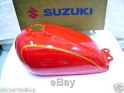 Suzuki GN125 Fuel Tank 1991-96 NOS NEW GN 125 Gas Tank 44100-38321-07P FUEL TANK