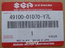 Suzuki GS500 Black Petrol Tank New Old Stock