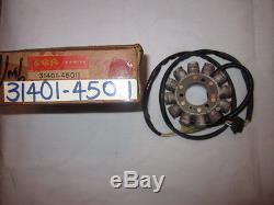 Suzuki GS750C Stator Assy GS550E GS650GL NOS Generator GS850 31401-45011