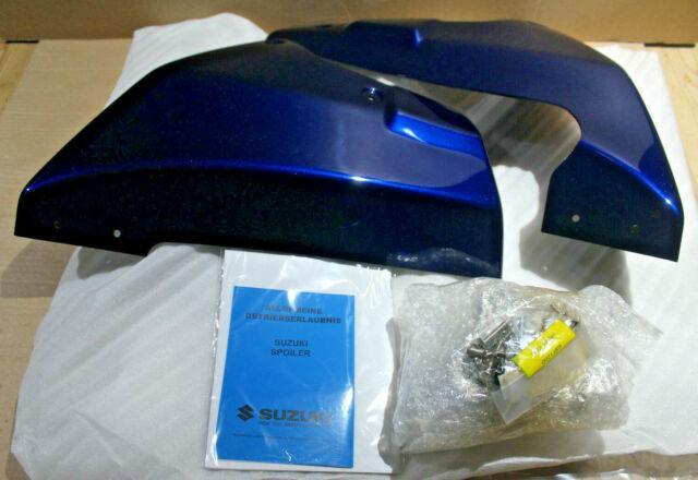 Suzuki Gsf1200 K6 Bandit 2006 Nos Oem Belly Pan Bug Spoiler Kit 990d0-49g70-ykz