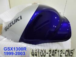 Suzuki GSX1300R Fuel Tank 1999-2003 NOS GSX1300 Hayabusa TANK 44100-24F12-CN5