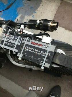 Suzuki GSXR1000 K2 Race Track Drag Sprint Bike NOS Nitrous Oxide, Streetfighter