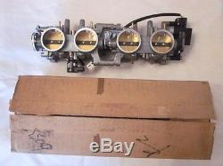 Suzuki GSX-R1000 NOS THROTTLE BODY 2009 2011 E28 E3 13406-47H00