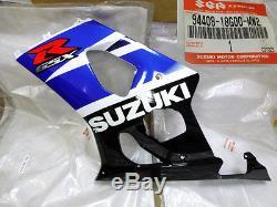 Suzuki GSX-R1000 Under Cowling L & R 2003-04 NOS GSXR1000 COVER Lower Fairing