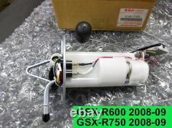 Suzuki GSX-R600 GSX-R750 Fuel Pump Assy 2008-2009 NOS Gas Pump Unit 15100-37H00
