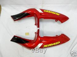 Suzuki GSX-R750 Frame Cover L + R 1996-99 NOS SRAD 750 GSXR750 Side Panel 33E40