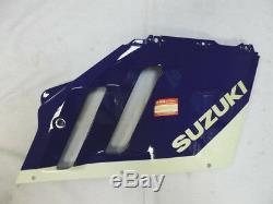 Suzuki GSX-R750 Mid Cowling 1988-1990 NOS GSXR750K SIDE COVER 94430-17C30-9SR