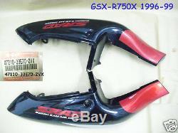 Suzuki GSX-R750 Side Cover L + R 1996-99 NOS SRAD 750 Frame Panel -33E70 GSXR750
